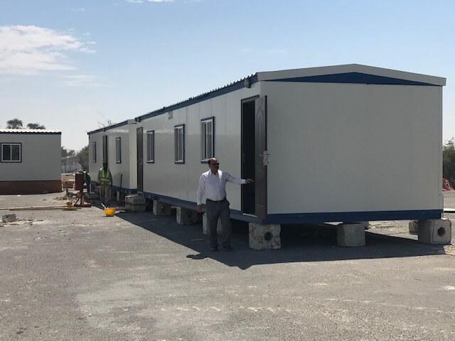 Container & Porta Cabin-2