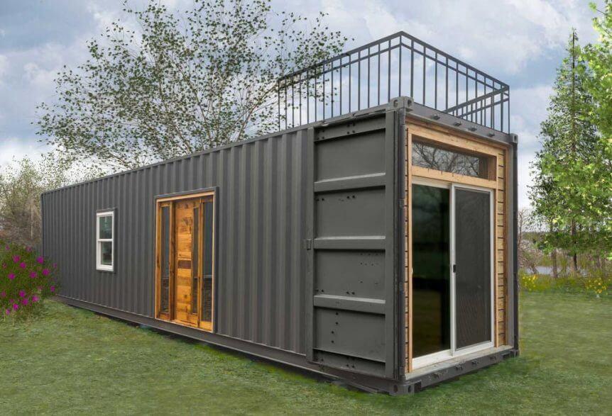 Container & Porta Cabin-0