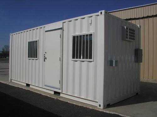 Container & Porta Cabin-1